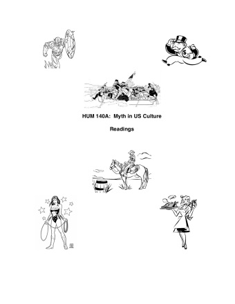 Myth Title Page